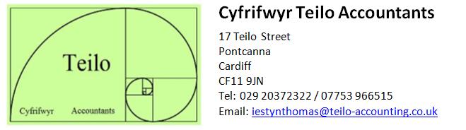 Cyfrifwyr Teilo Accountants